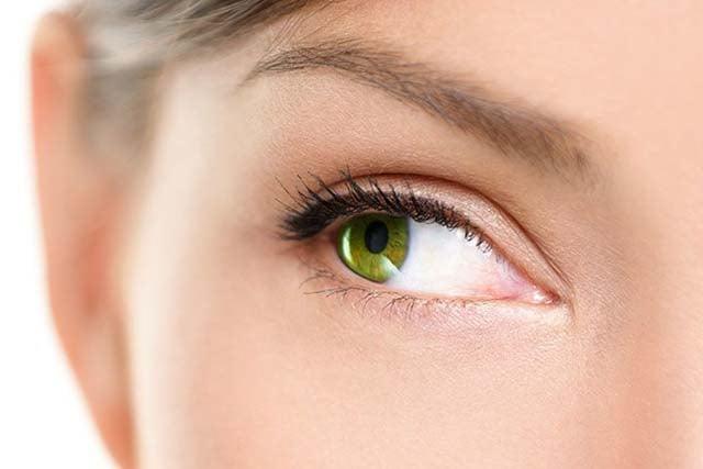 latihan otot mata