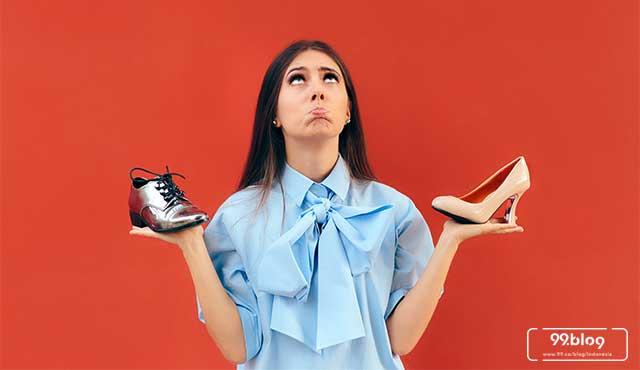 sepatu terjelek
