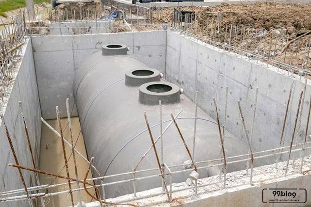 septic tank yang baik fiberglass