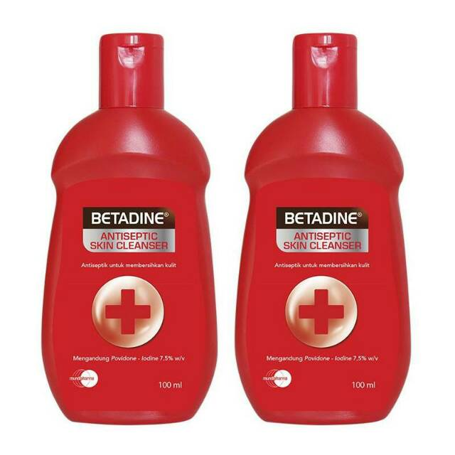 Betadine Antiseptik