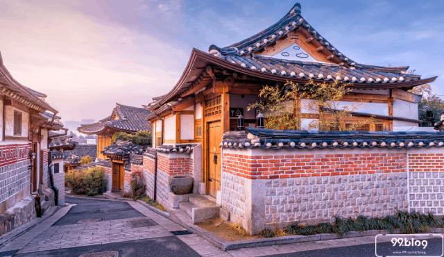 Mengenal Hanok, Rumah Korea yang Sering Muncul di Drama!