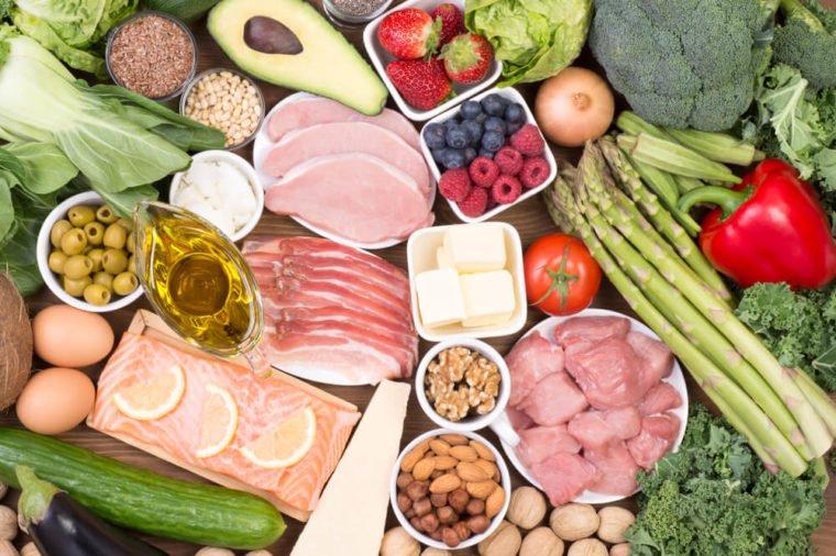 jenis diet lebaran