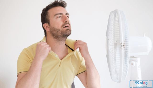 mengatasi udara panas