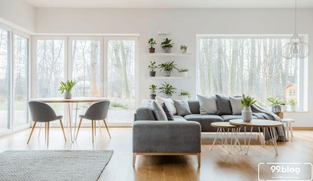 tips memperbaiki kualitas udara di rumah