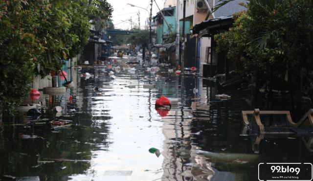 bencana banjir