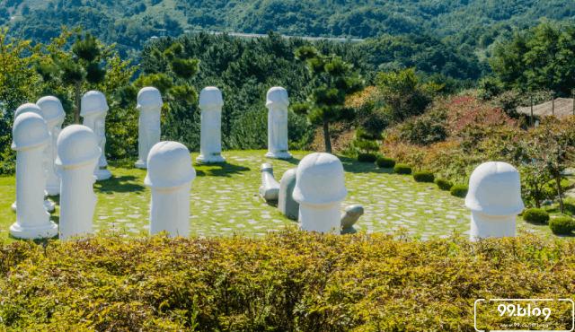 Dari Tema Penis Sampai Toilet, Ini Dia 5 Taman Teraneh di Korea Selatan. Wajib Kunjungi!