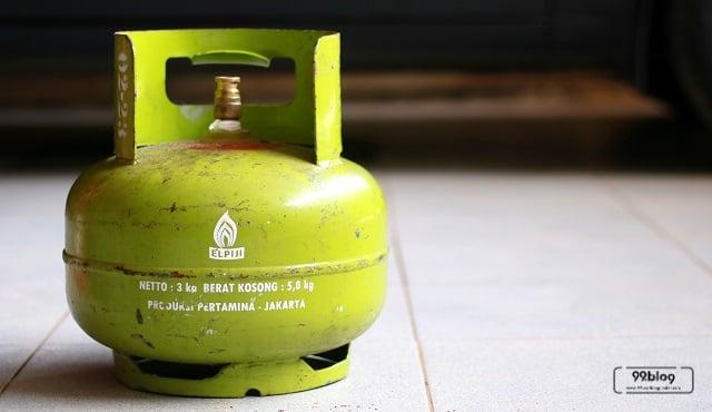 caramengatasi tabung gas bocor