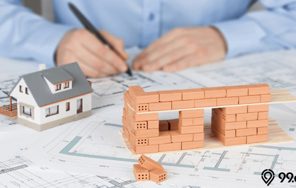 tips membangun rumah dengan dana terbatas
