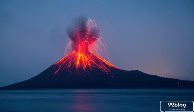 cara menanggulangi gunung meletus