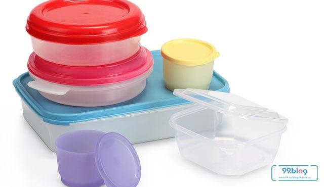 cara menghilangkan bau plastik