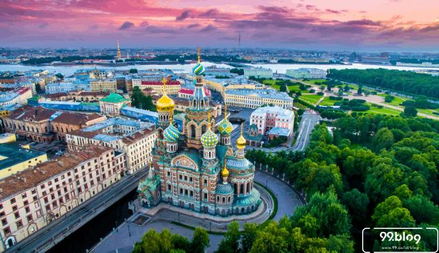 7 Tempat Wisata Di Rusia Yang Unik Dan Wajib Dikunjungi Tahun 2020