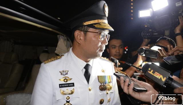 Kebijakan Ridwan Kamil Tanam 100 Pohon untuk Warga cerai, Tuai Kritik!