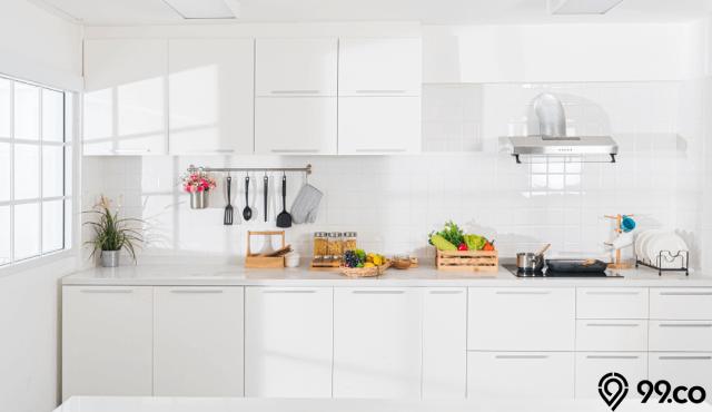 7 Model Dapur Sederhana Untuk Rumah Kecil Siasati Lahan Sempit 2x2 M