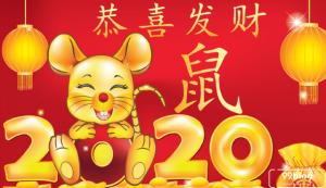 tahun tikus logam