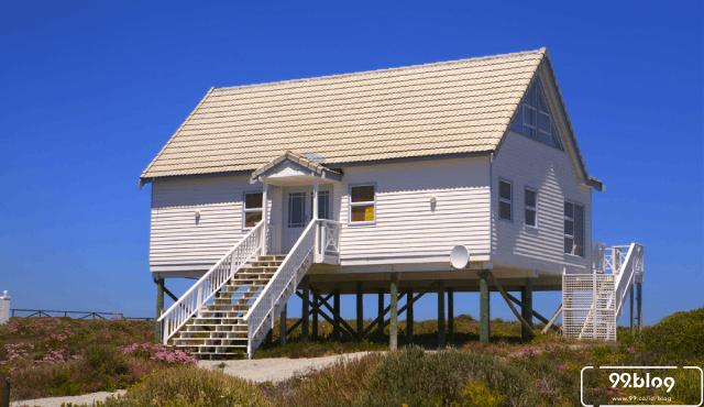 7 Inspirasi Desain Rumah Panggung Minimalis | Aman dari Banjir!