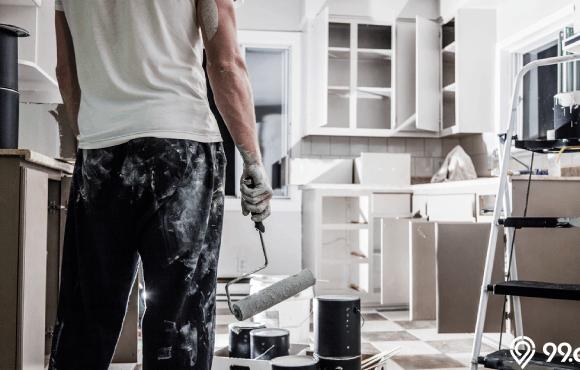 tips merenovasi rumah dengan biaya murah