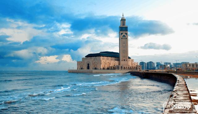 5 Potret Menara Masjid Tertinggi di Dunia | Ada Indonesia Lho!
