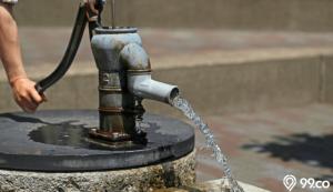 cara menjernihkan air sumur