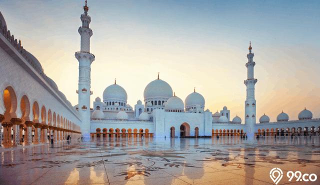 13 Masjid Terbesar di Dunia | Indonesia Masuk Urutan ke Berapa?
