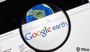 gambar misterius di google earth