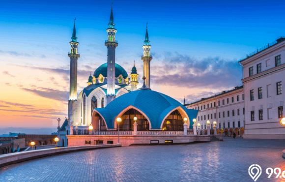 desain masjid