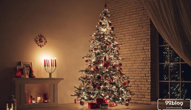 pohon natal termahal