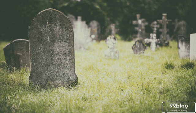 foto kuburan
