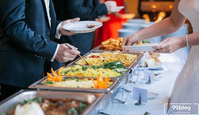 menu catering pernikahan