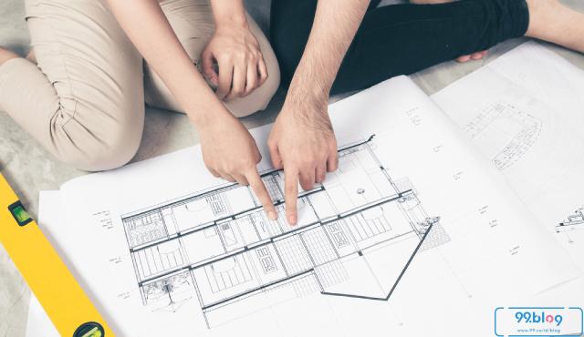 Inspirasi Denah Rumah 2 Lantai Type 36 dan Panduan Pembagian Ruang | Akali Keterbatasan Luas Lahan!