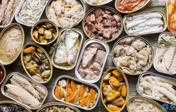makanan awetan dari bahan hewani
