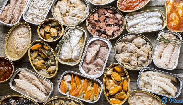 11 Makanan Awetan Dari Bahan Hewani Yang Cocok Untuk Bulan Puasa