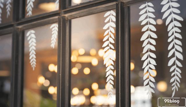 7 Inspirasi Kerajinan Tangan Lucu untuk Dekorasi Jendela Rumah