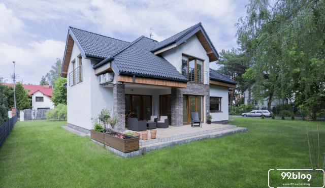 7 Inspirasi Desain Rumah Tingkat Minimalis Mungil Namun Menarik