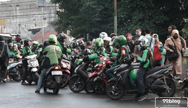 Nadiem Makarim Jadi Menteri, Driver Ojek Online Ancam Demo Besar