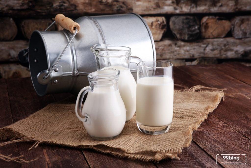 manfaat susu