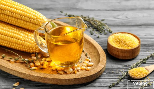 manfaat minyak jagung
