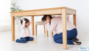 cara penanggulangan gempa bumi