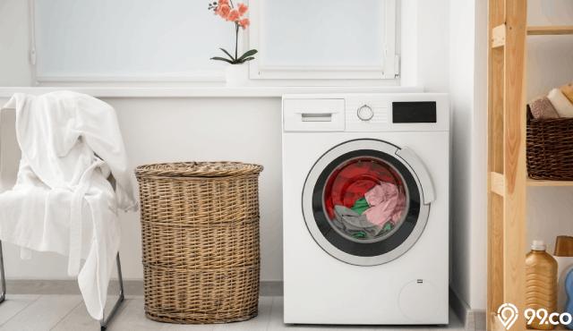 10 Rekomendasi Mesin Cuci Terbaik 2021. Harga Mulai Rp1 Jutaan!