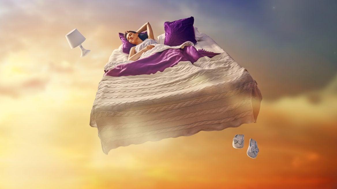 mimpi dalam mimpi