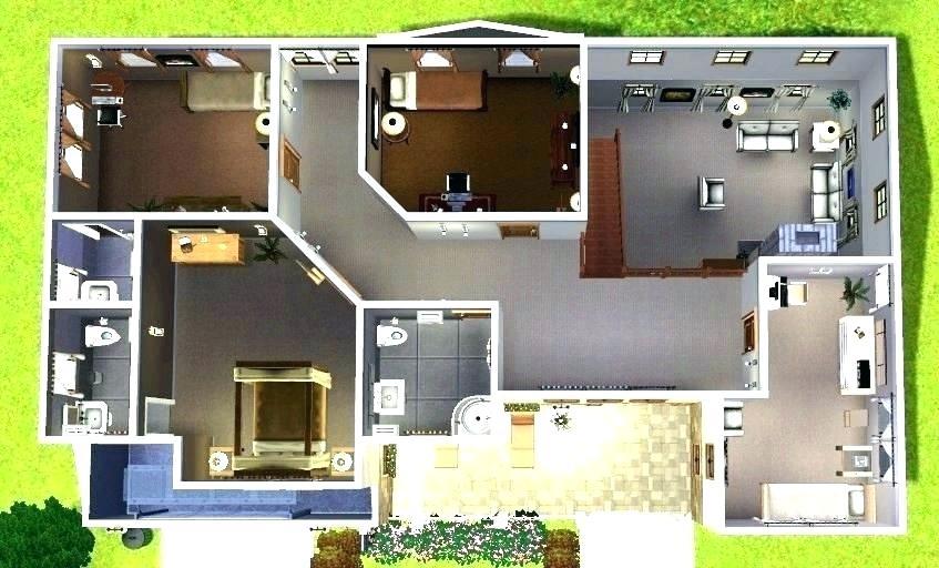 tata ruang rumah