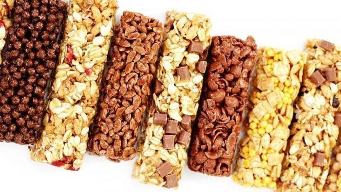 snack bar cemilan untuk diet