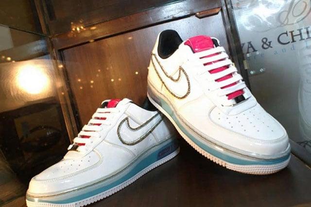 sneakers termahal di dunia