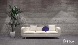 desain sofa 3 seater