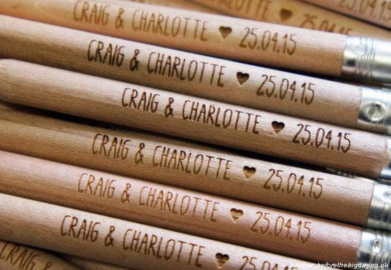 pensil custome