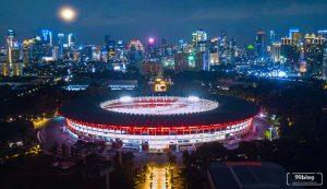 stadion termegah di indonesia
