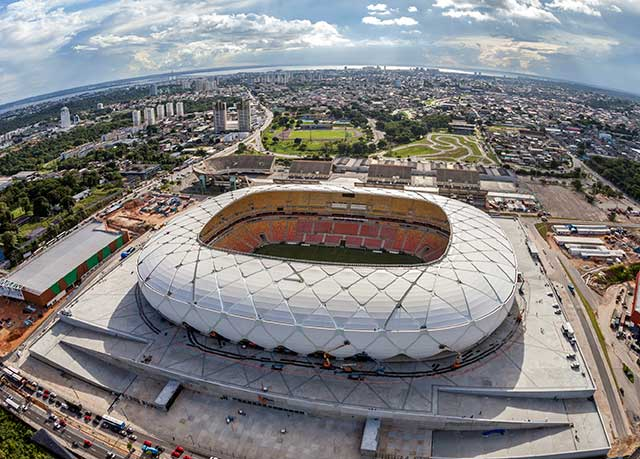 stadion terburuk di dunia
