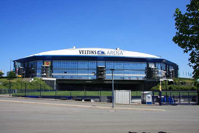 stadion bola tercanggih