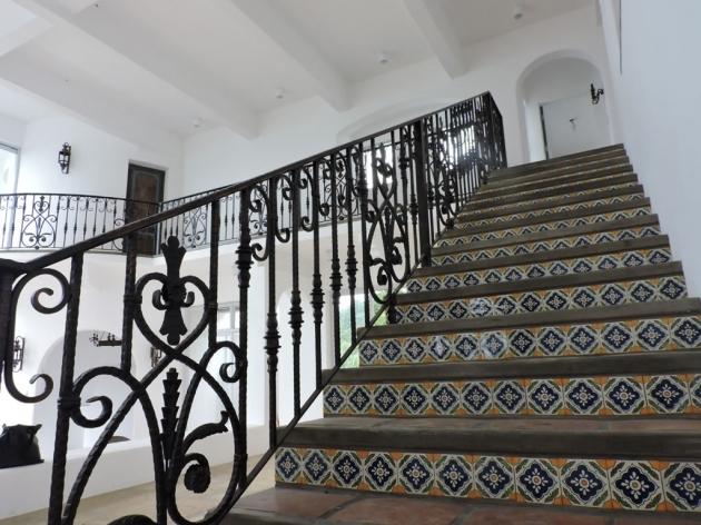 dekorasi anak tangga