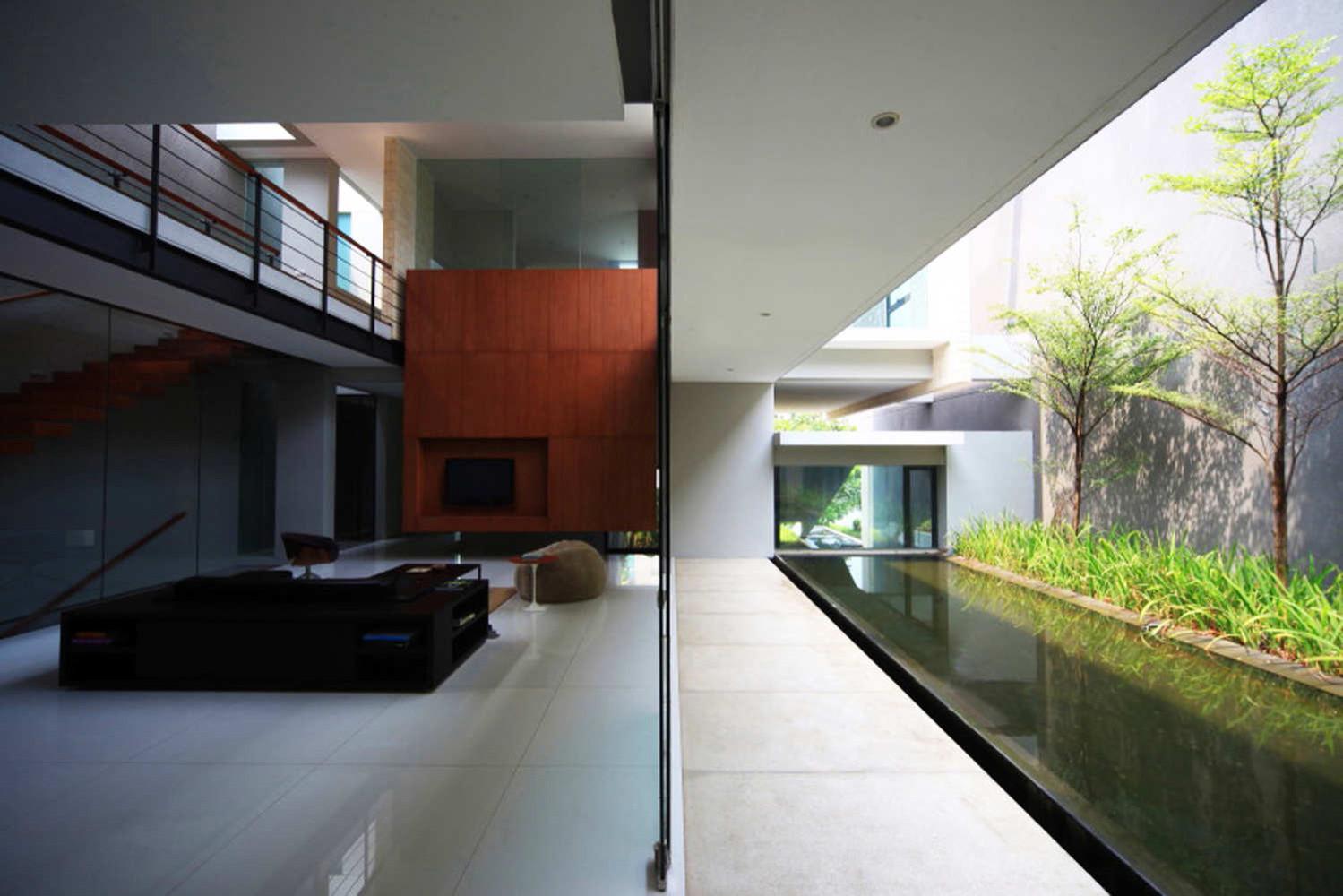 tan residence