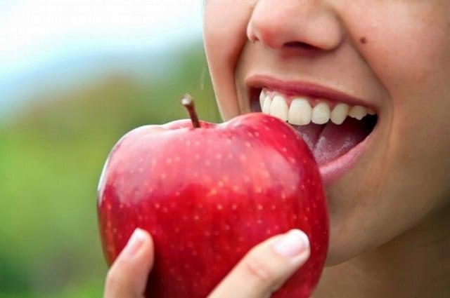 gigi kuat dan sehat